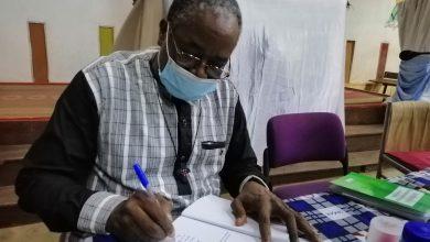 Photo of Dédicacede livre : Frère Pierre Ouattara traite de l'éthique de la foi en politique