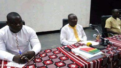 Photo of Burkina Faso: Le Cadre sectoriel du dialogue présente son rapport pour validation