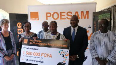 Photo of Prix orange de l'entrepreneur social: Le projet SOBATIC séduit le jury au Burkina