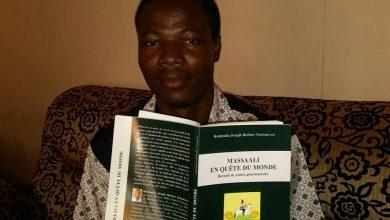 Photo of Kontondia Herbert Thiombiano: «Le conte n'a pas de frontières»