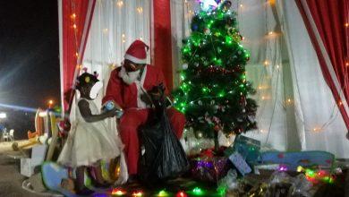 Photo of Incroyable Fête foraine de Noël: la 1re édition s'achève sur une note de satisfaction