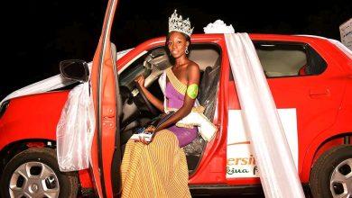 Photo of Miss Universités Burkina : Kadidjatou Nikiema succède à Océane Sou