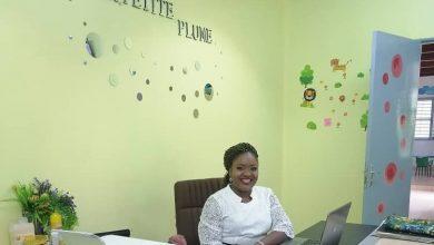 Photo of Shakyratou Sagnon :  De Gestionnaire clientèle à Promotrice d'une crèche-maternelle.